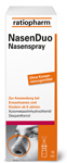 NasenDuo-ratiopharm Nasenspray für Erwachsene