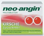 neo-angin Halstabletten zuckerfrei, od. Kirsche zu-fr.